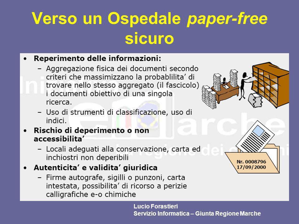 Verso un Ospedale paper-free sicuro