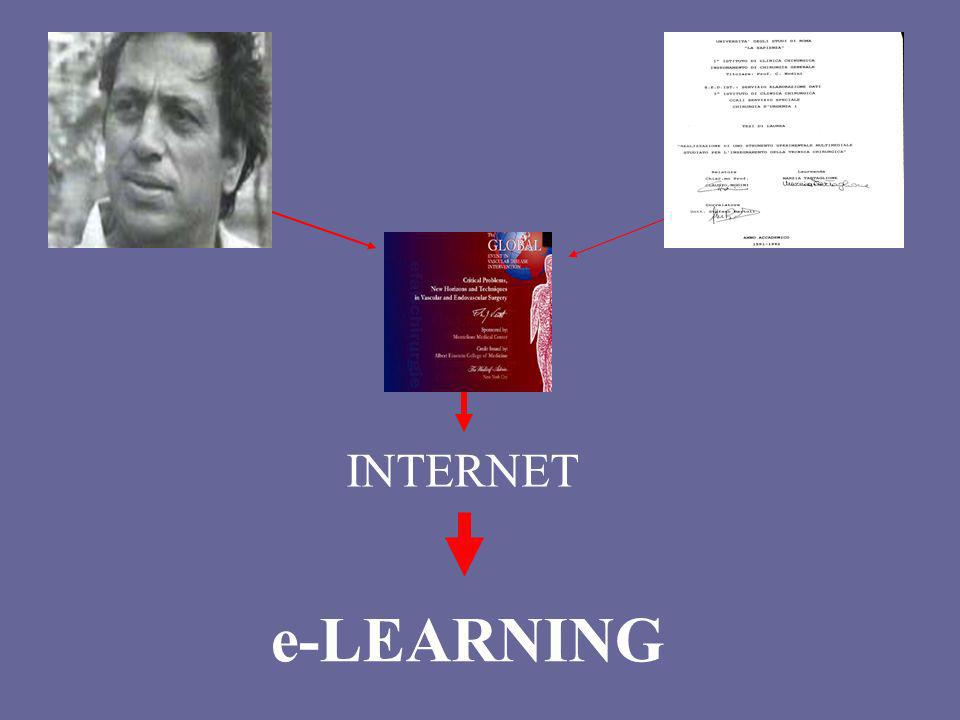 e-LEARNING FAD CBT INTERNET Cd-ROM
