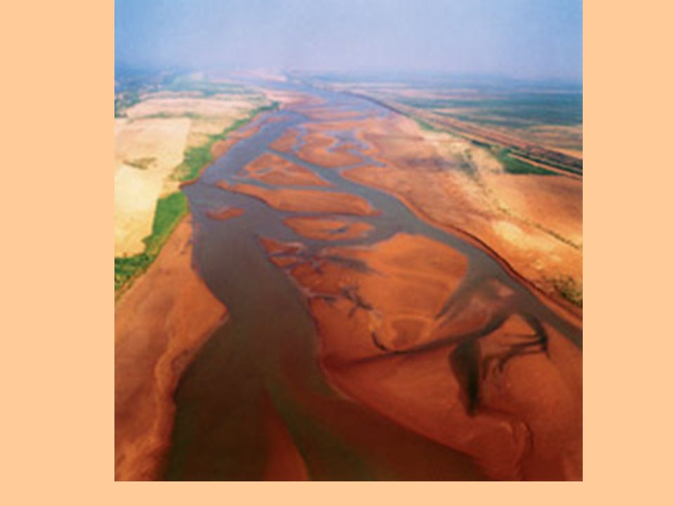 Il delta del Fiume Giallo