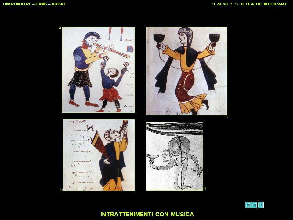INTRATTENIMENTI CON MUSICA