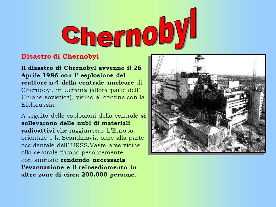 Chernobyl Disastro di Chernobyl