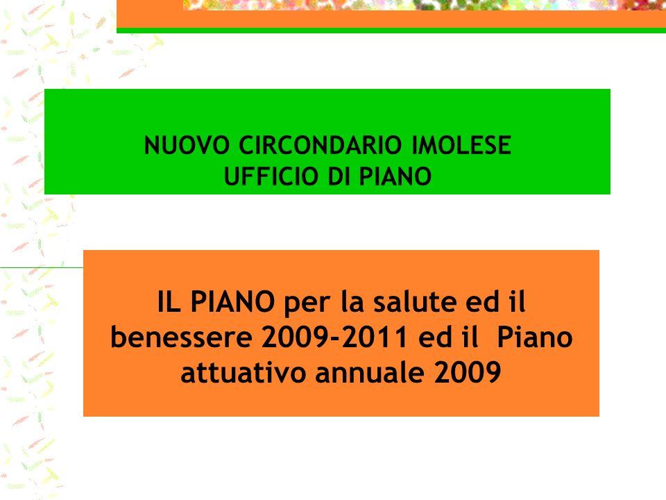 NUOVO CIRCONDARIO IMOLESE UFFICIO DI PIANO