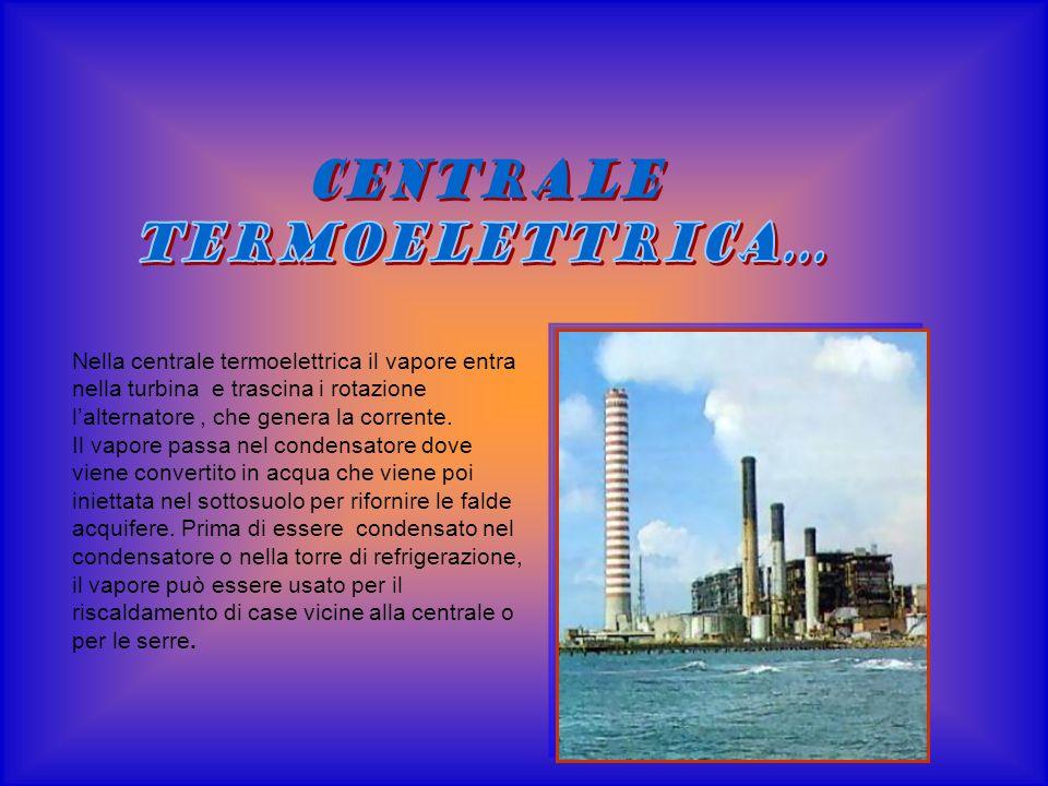 centrale termoelettrica...