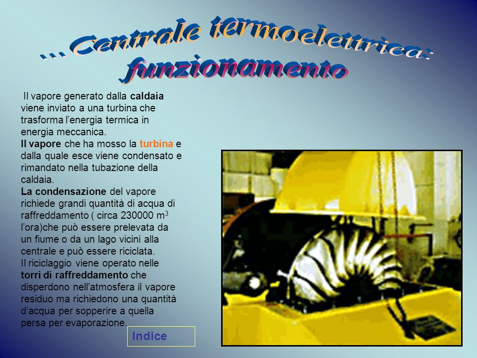 ...Centrale termoelettrica: