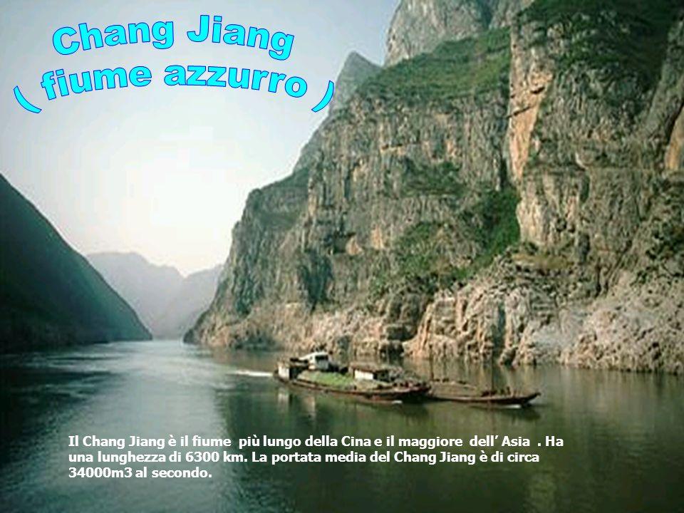 Chang Jiang ( fiume azzurro )