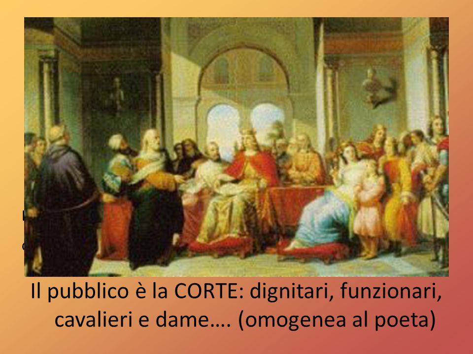 È forse improprio parlare di Scuola siciliana perché: