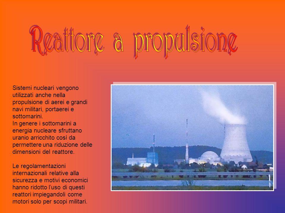 Reattore a propulsione