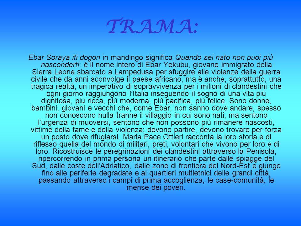 TRAMA: