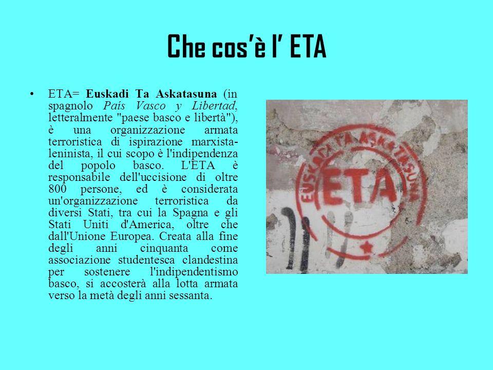 Che cos'è l' ETA