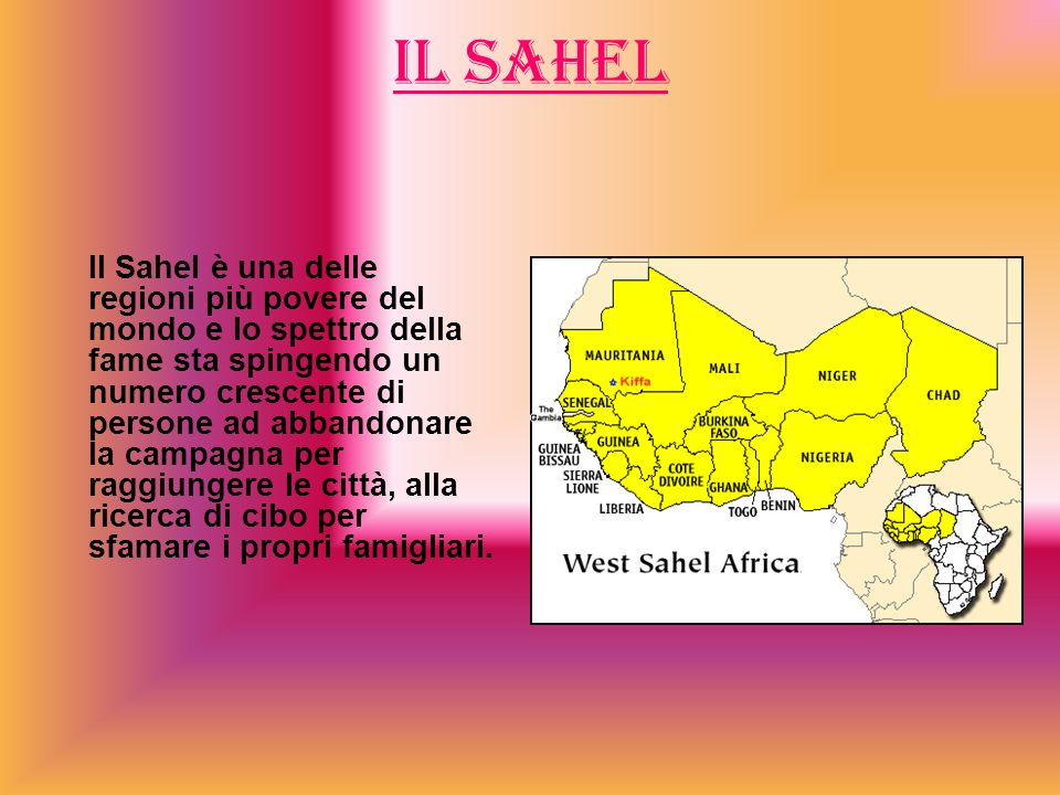 IL SAHEL