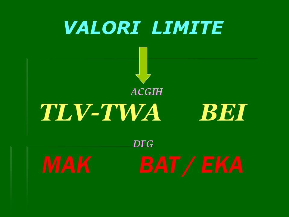 TLV-TWA BEI MAK BAT / EKA