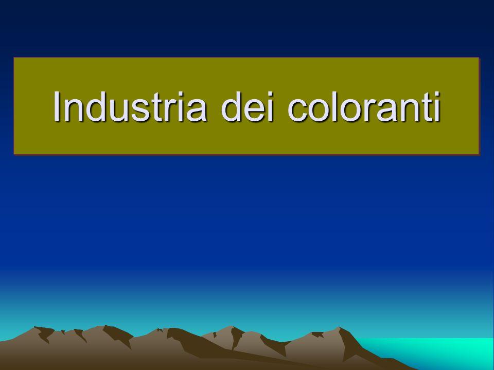 Industria dei coloranti