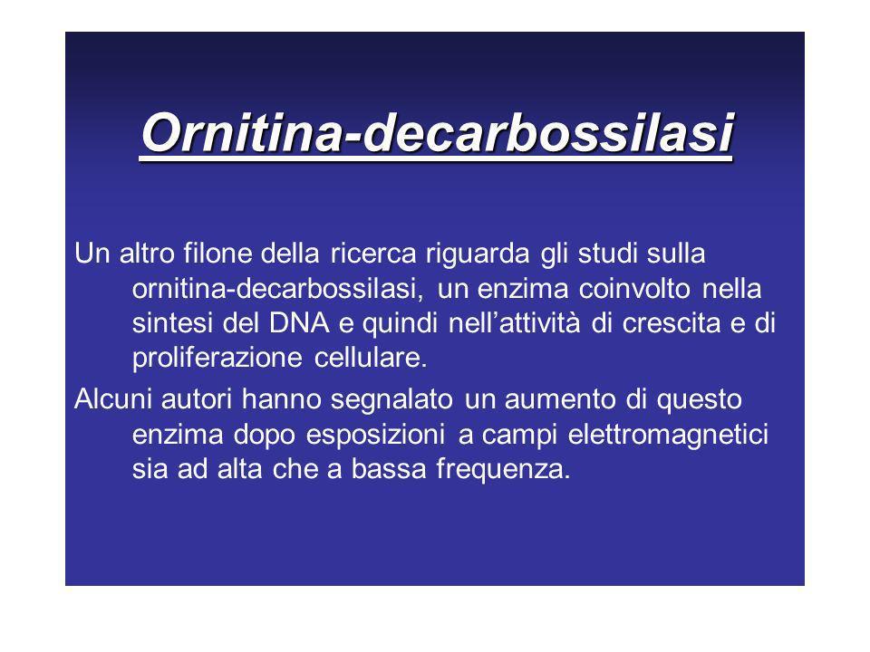Ornitina-decarbossilasi