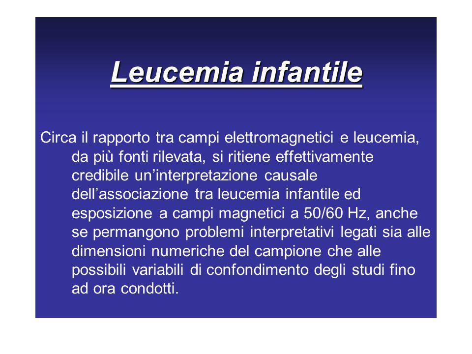 Leucemia infantile