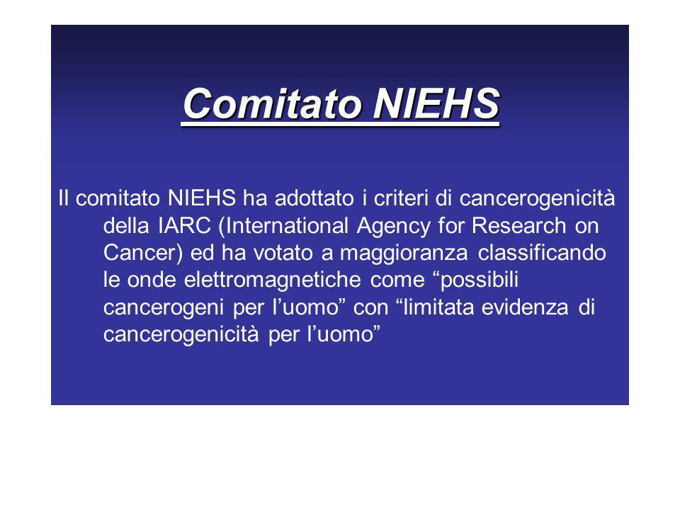 Comitato NIEHS
