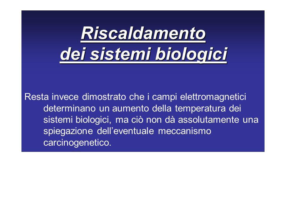 Riscaldamento dei sistemi biologici