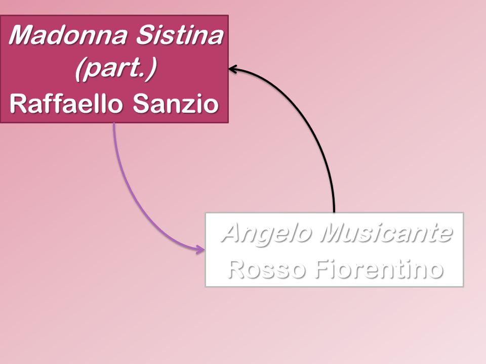 Madonna Sistina (part.)