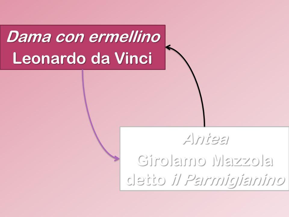 Girolamo Mazzola detto il Parmigianino