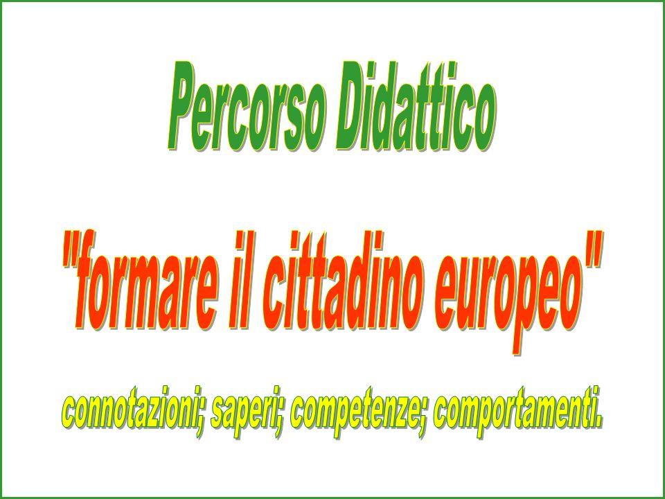 formare il cittadino europeo