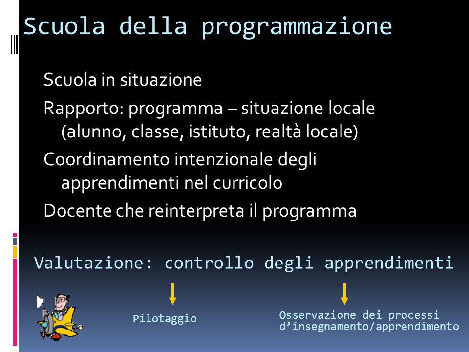 Scuola della programmazione