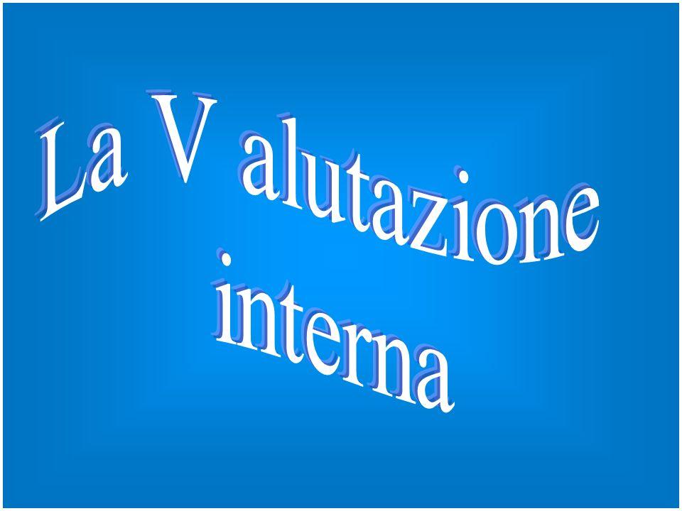 La V alutazione interna