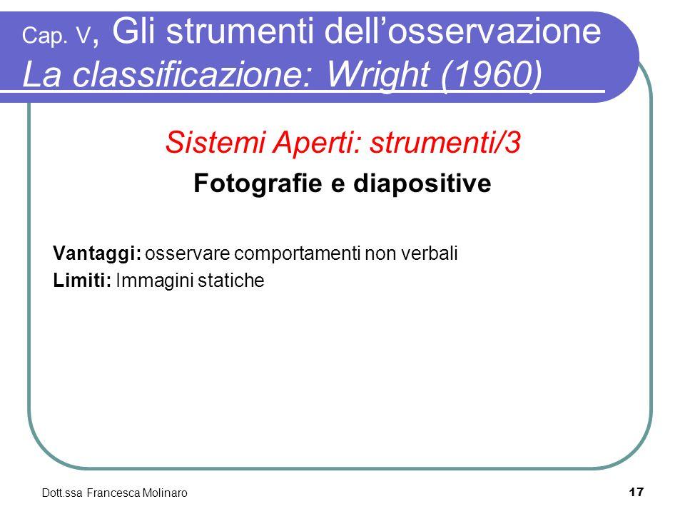 Fotografie e diapositive