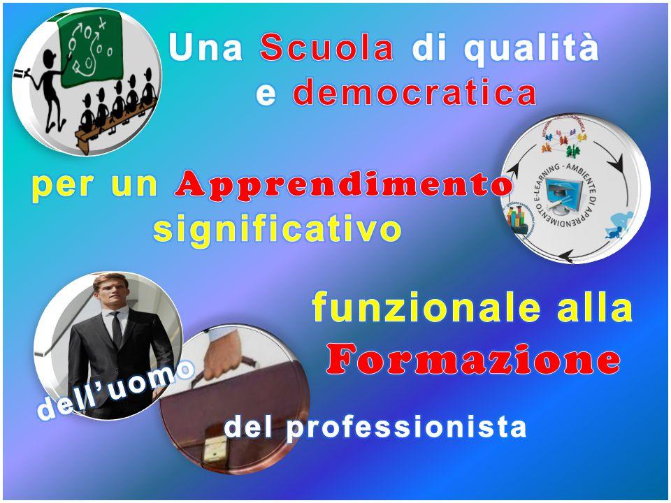 Formazione funzionale alla Una Scuola di qualità e democratica