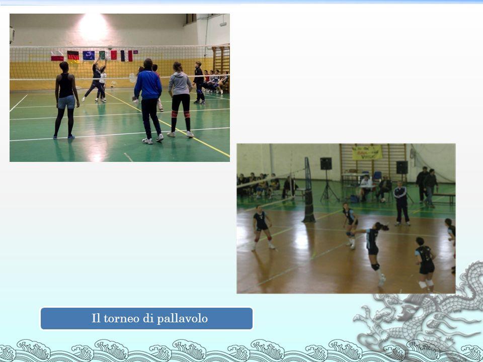 Il torneo di pallavolo