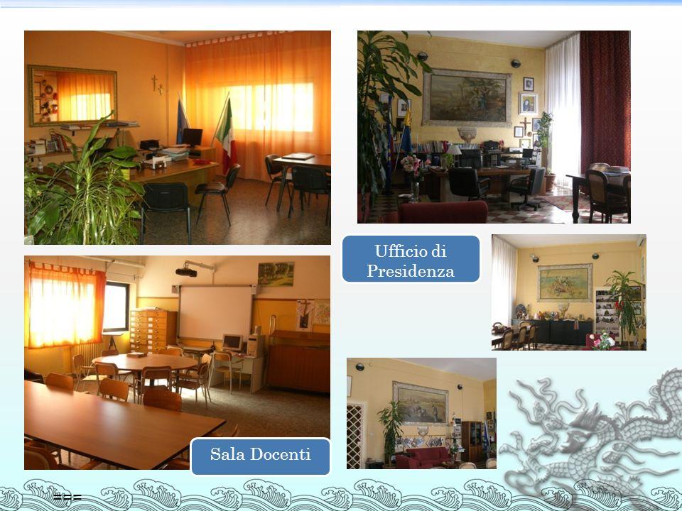 Ufficio di Presidenza Sala Docenti ===
