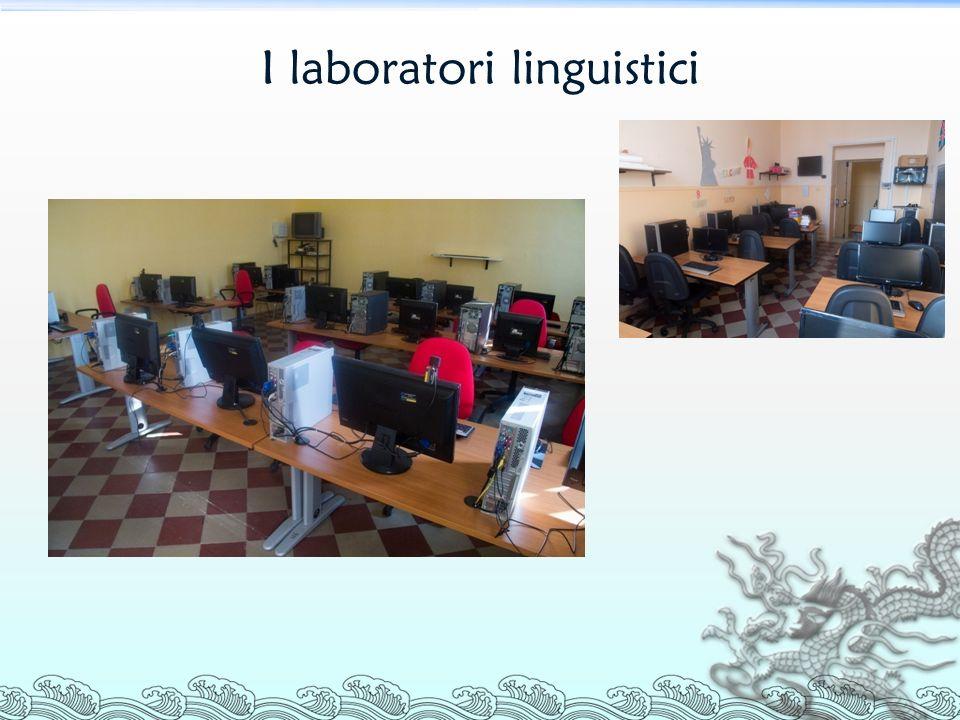 I laboratori linguistici