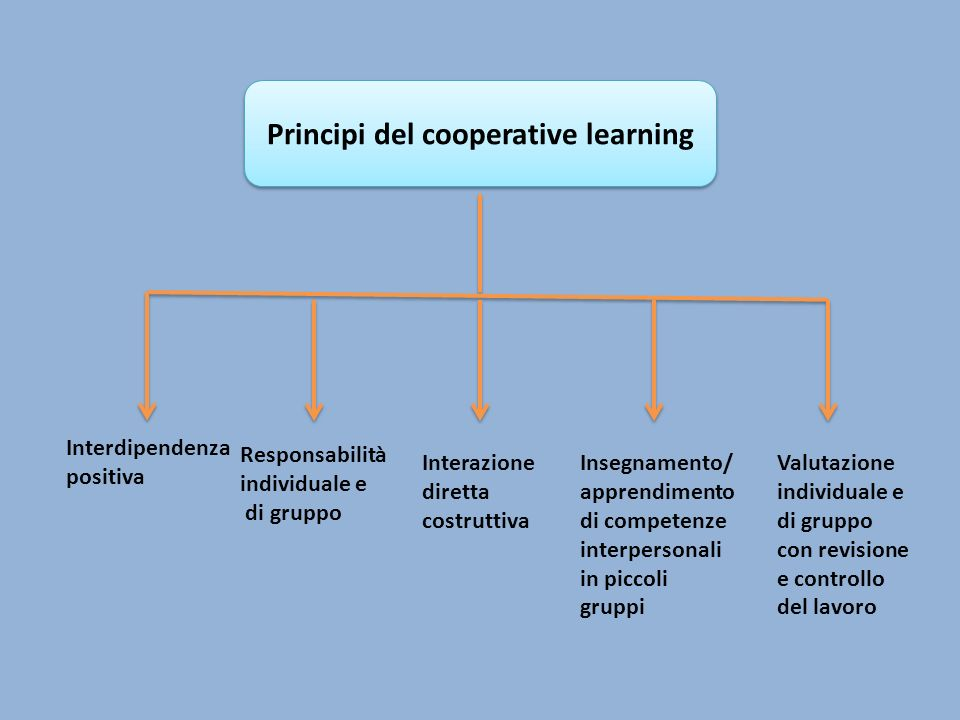 Principi del cooperative learning