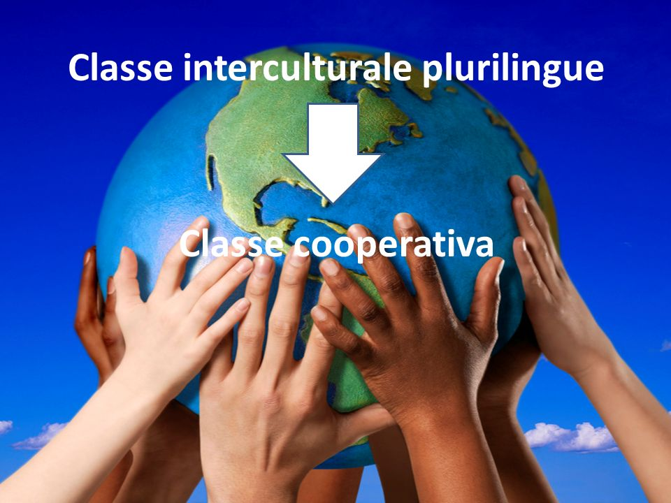 Classe interculturale plurilingue
