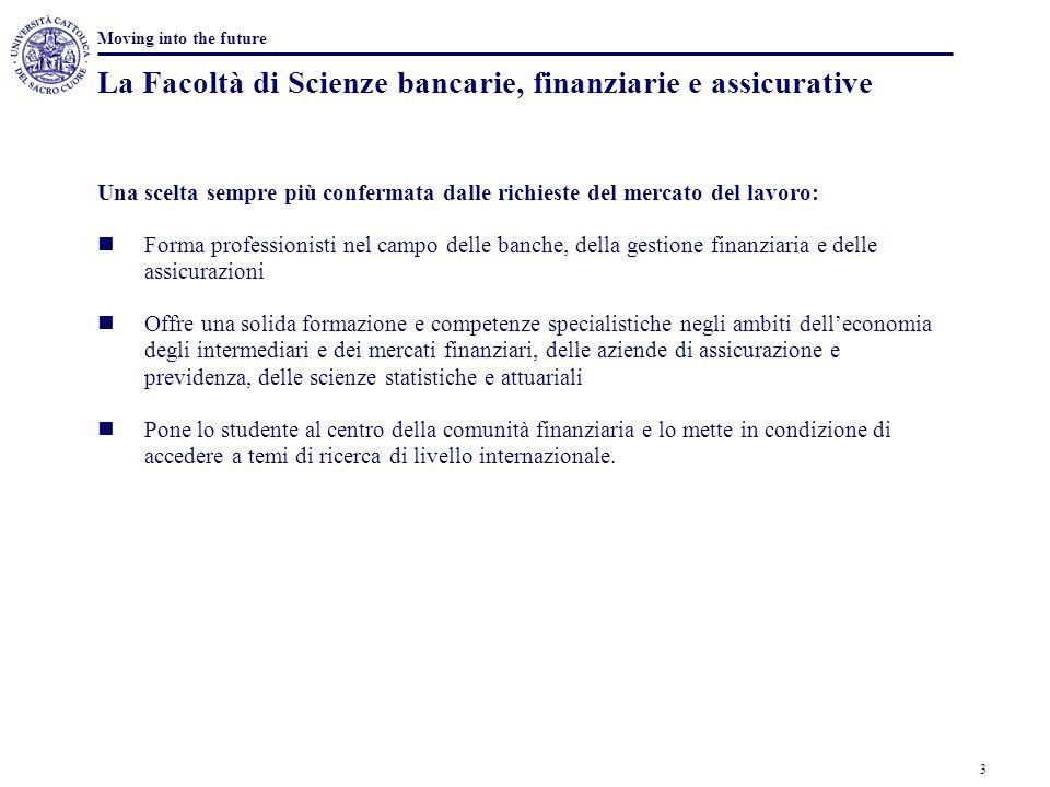 La Facoltà di Scienze bancarie, finanziarie e assicurative