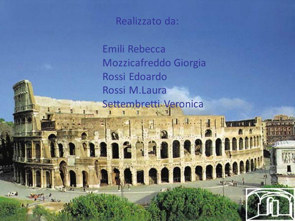 Realizzato da: Emili Rebecca Mozzicafreddo Giorgia Rossi Edoardo