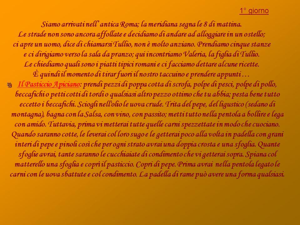 Guida Culinaria Nell Antica Roma Ppt Scaricare