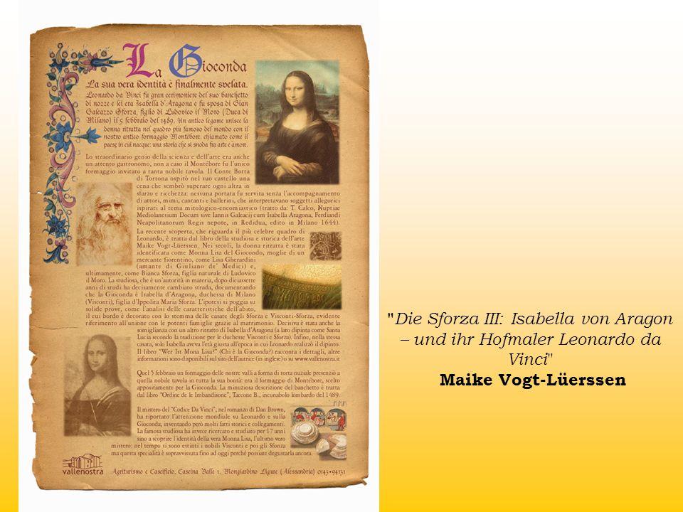 Die Sforza III: Isabella von Aragon – und ihr Hofmaler Leonardo da Vinci