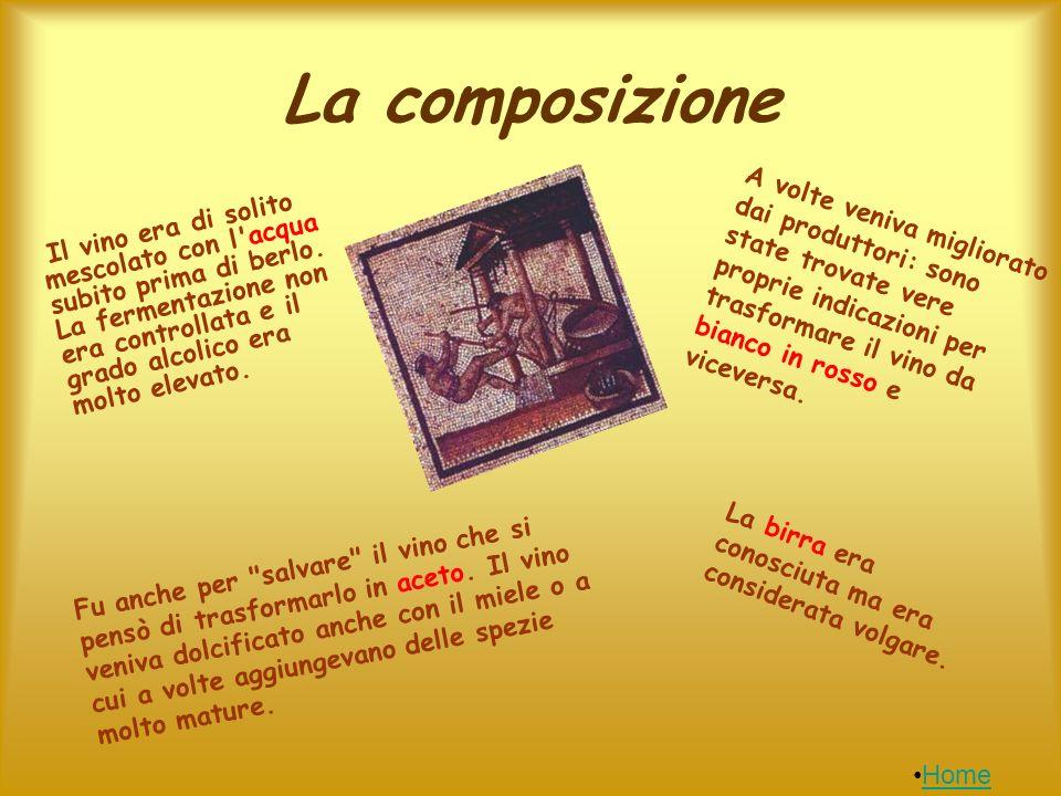 La composizione