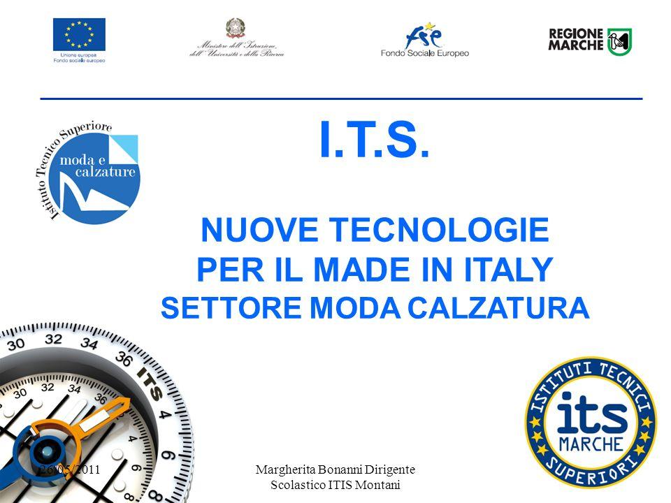 NUOVE TECNOLOGIE PER IL MADE IN ITALY SETTORE MODA CALZATURA