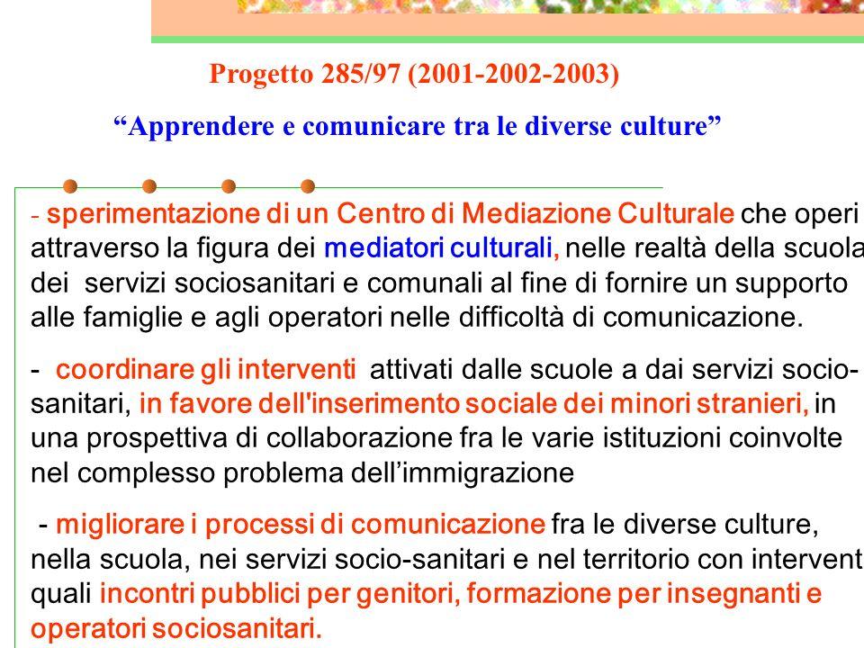 Apprendere e comunicare tra le diverse culture