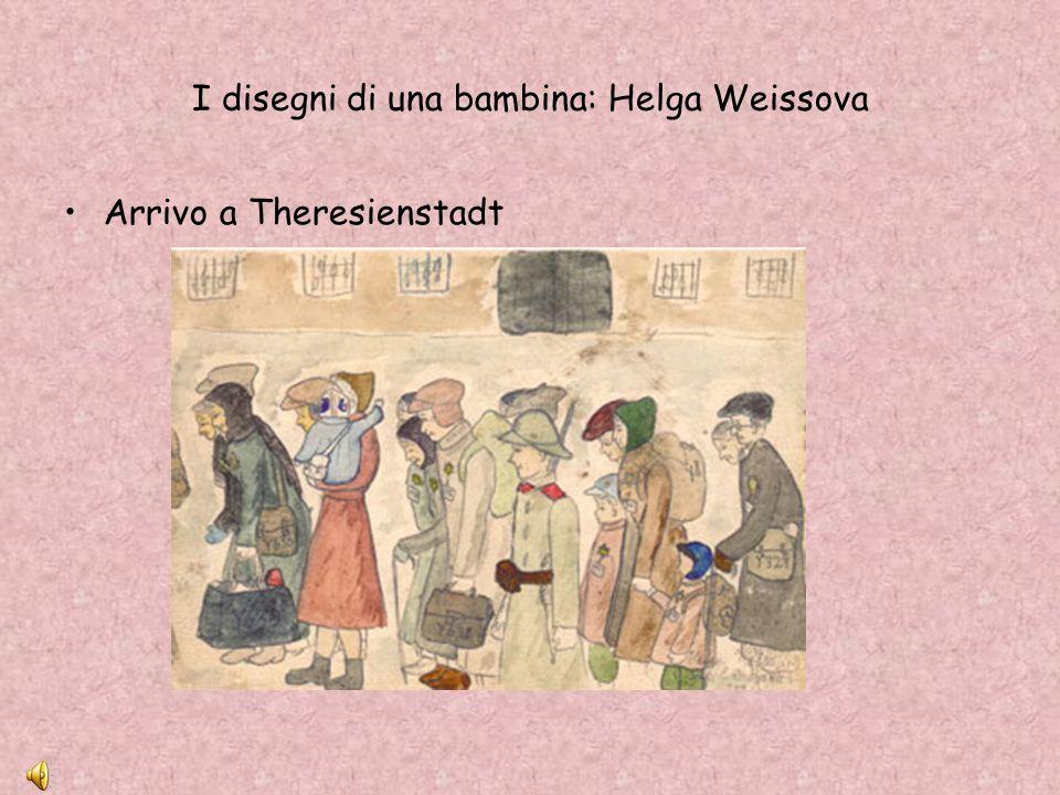 I disegni di una bambina: Helga Weissova