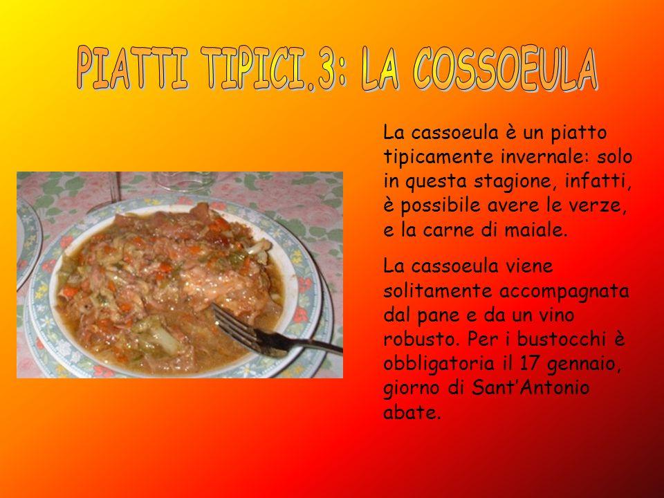 PIATTI TIPICI.3: LA COSSOEULA