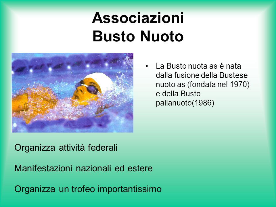 Associazioni Busto Nuoto