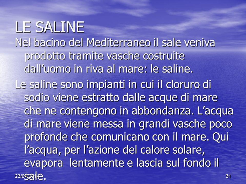 LE SALINE