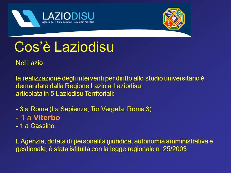 Cos'è Laziodisu 1 a Viterbo Nel Lazio