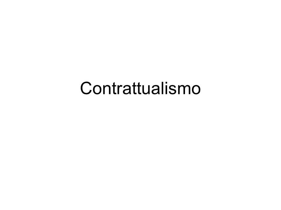 Contrattualismo