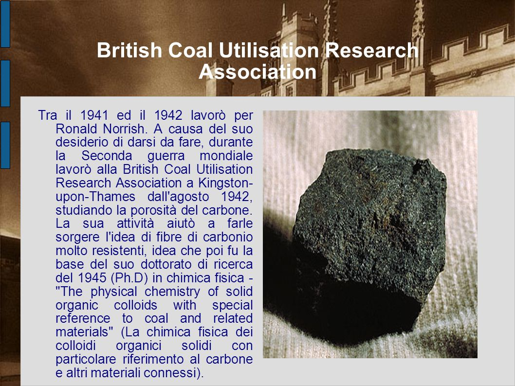 British Coal Utilisation Research Association