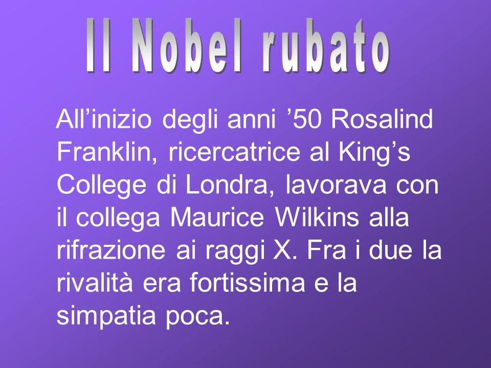 Il Nobel rubato