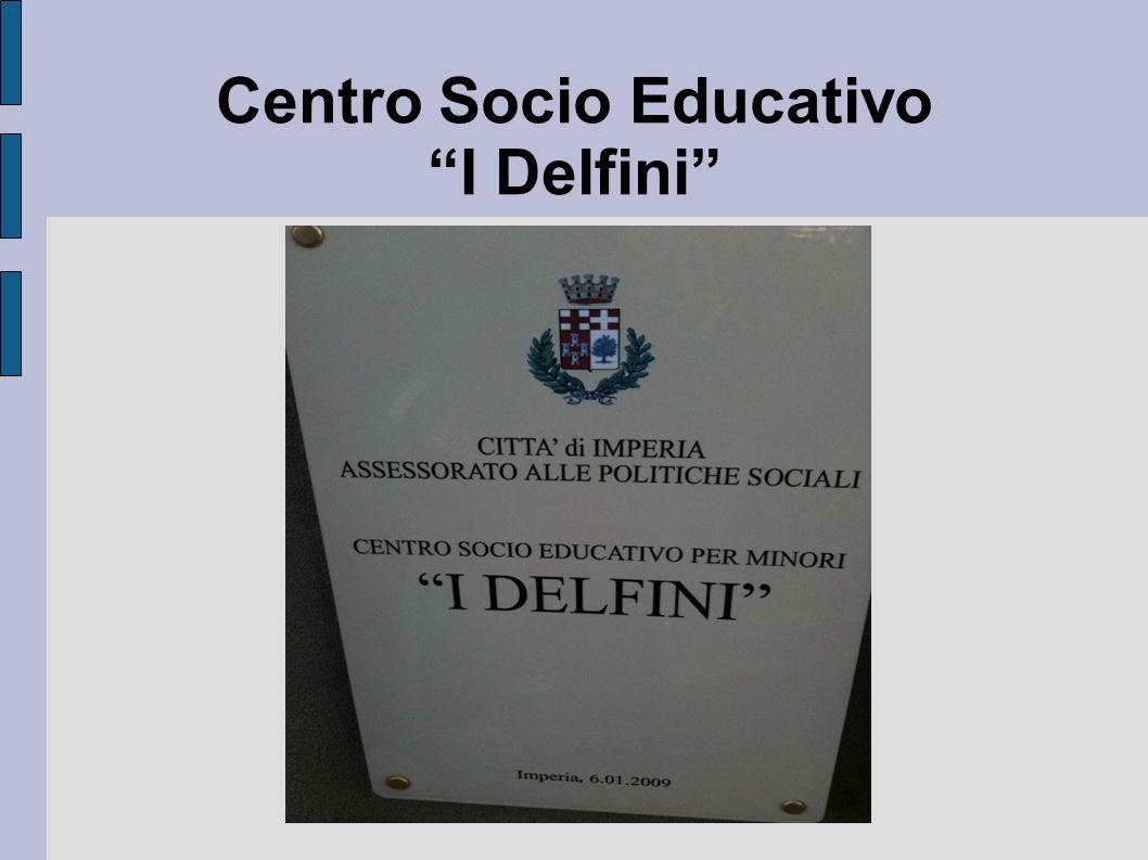 Centro Socio Educativo I Delfini