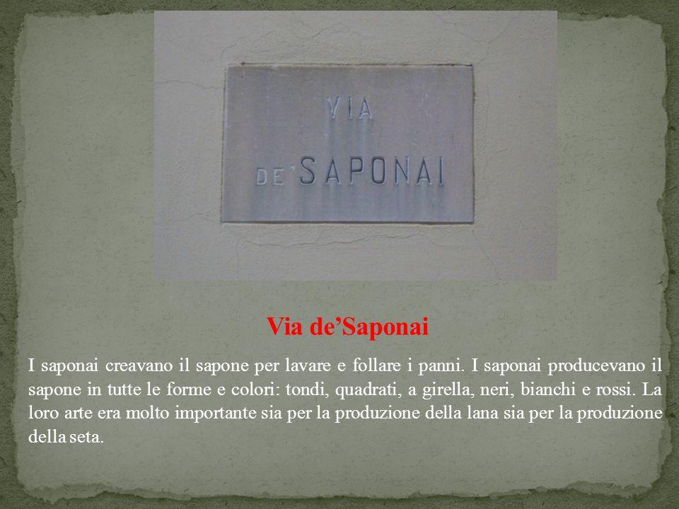 Via de'Saponai