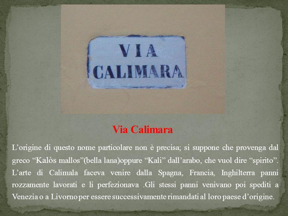 Via Calimara